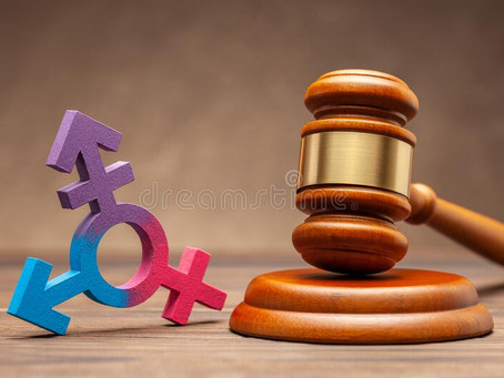THE TRANSGENDER MARRIAGE ACT- THE SUDDEN EXIGENCY