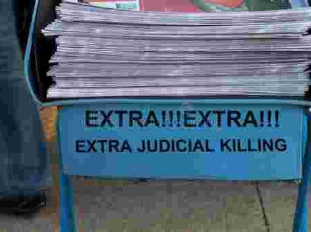 EXTRA JUDICIAL KILLINGS: JUSTICE OR INJUSTICE?