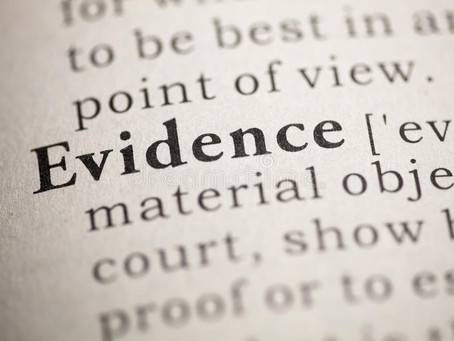 A CRITICAL STUDY ON ADMISSIBILITY OF EVIDENCE