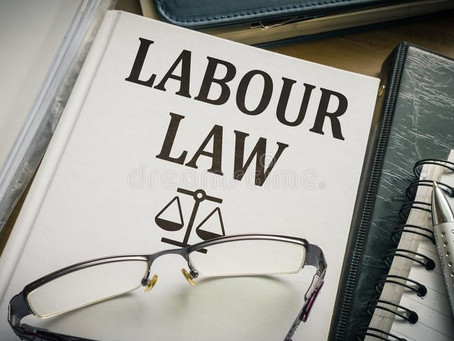 POTENTIAL THREAT TO LABOUR LAW WITH THE EXPANSION OF ARTIFICIAL INTELLIGENCE