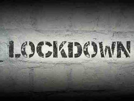 BEHIND LOCKED DOORS!- LOCKDOWN AND THE SHARP RISE IN DOMESTIC VIOLENCE