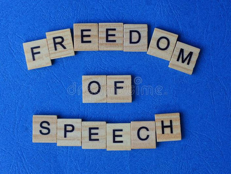 FREEDOM OF SPEECH AND EXPRESSION IN SOCIAL MEDIA