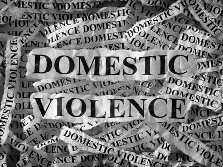 DOMESTIC VIOLENCE: AN INESCAPABLE HUMAN RIGHTS VIOLATION