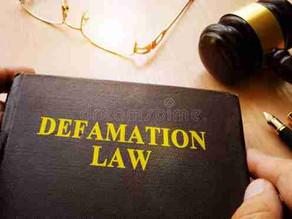LOCUS OF DEFAMATION LAWS IN INDIA