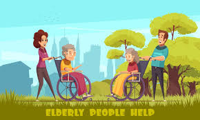 HELPING THE ELDERLY AGE GRACEFULLY IN INDIA
