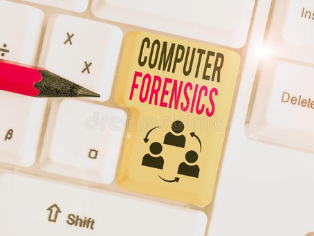 COMPUTER FORENSICS: AN OVERVIEW