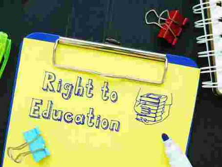 ANALYSIS OF RIGHT TO EDUCATION ACT, 2009 IN INDIA