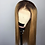 Thumbnail: Mulan Barbie - T427 Blonde Straight  Lace Front 13x4 Lace PrePlucked