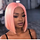 Thumbnail: Sweetone - 13x6  Lace Front Bob, Pre-Plucked (Blonde, Red, Pink and more!)