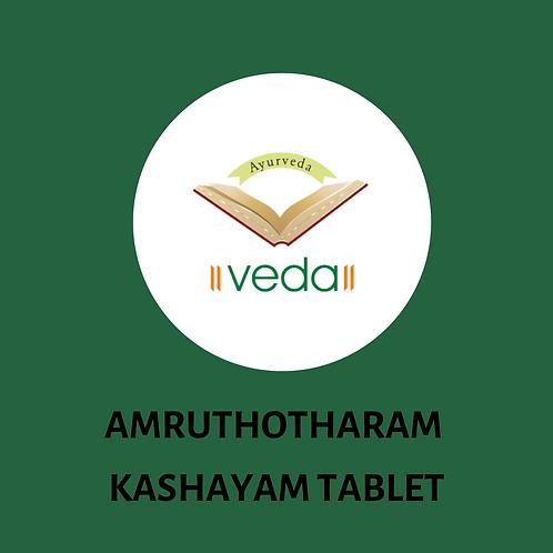 Amruthotharam Kashayam Tablet