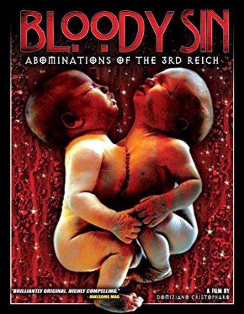Bloody Sin, film horror indipendente scritto da Filippo Santaniello, sceneggiatura di Filippo Santaniello