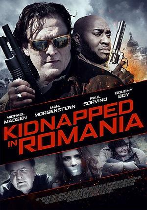 Kidnapped in Romania, sceneggiatura thriller scritta da Filippo Santaniello
