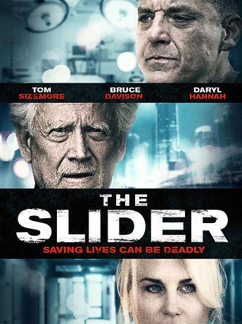 The Slider, film scritto da Filippo Santaniello, sceneggiatura finalista all'Amserdam Film Festival, menzione d'onore ai California Film Awards. Sceneggiatura di Filippo Santaniello