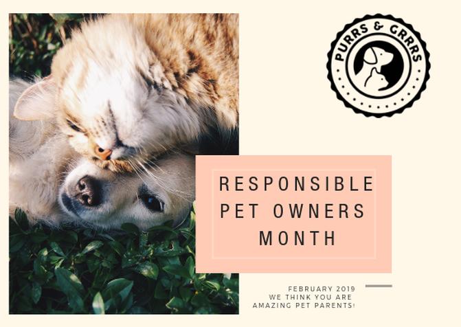 Responsible Pet Owner   Purrs & Grrrs Dog Walking & Pet Sitting   Sunland - Tujunga