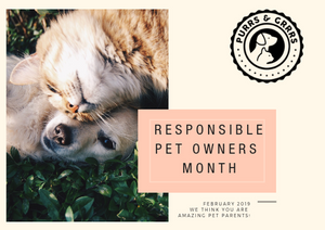 Responsible Pet Owner | Purrs & Grrrs Dog Walking & Pet Sitting | Sunland - Tujunga