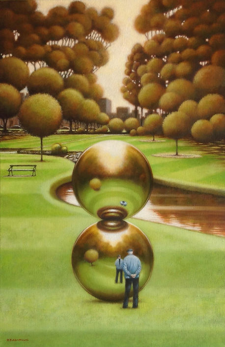 Spheres and Reflections.jpg