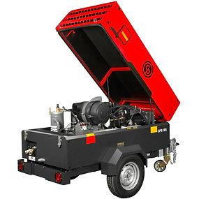 Передвижной дизельный компрессор Chicago Pneumatic CPS 185