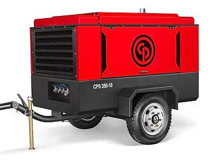 Аренда компрессора Краснодар, дизельного, передвижной для молотка цена
