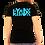 Thumbnail: V-neck Blue solid logo