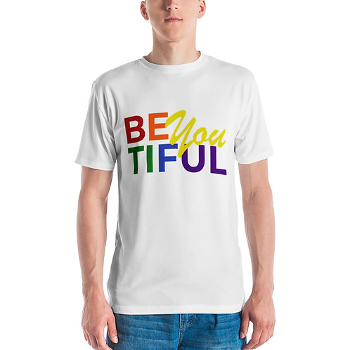 BeYOUtiful LGBTQ+ Unisex T-shirt