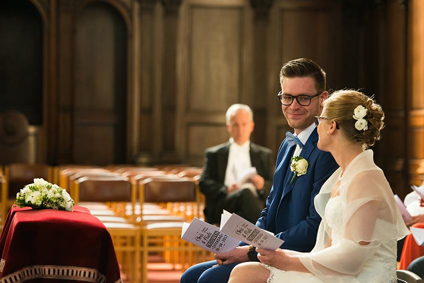 Huwelijk kerk