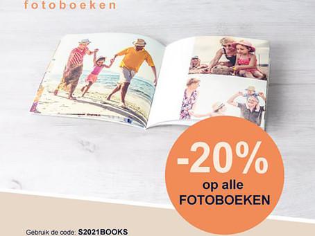 P R O M O fotoboeken