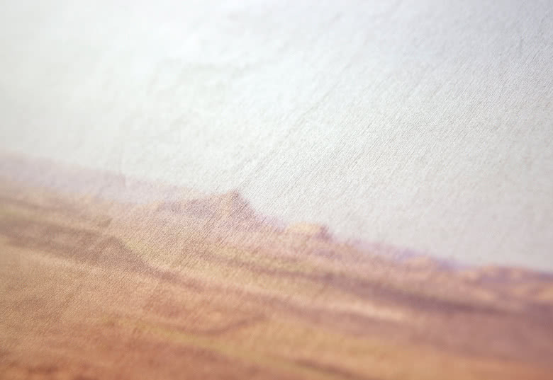 foto op hout, detail