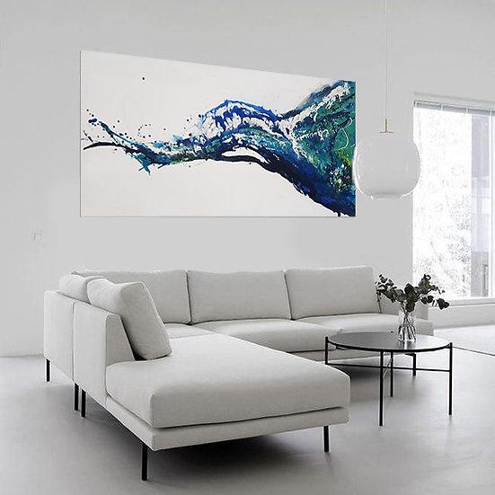 Cobalt Splash