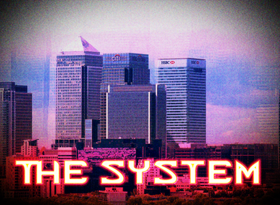 Slam poem; The System—