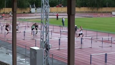 Jere Liskojärvi - 100 m 1272 / Eteläisen ja Kaakkoisen alueen mestaruusmoniottelut ma-ti 18.-19.06. Eläintarhan urheilukenttä