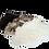 Thumbnail: Schafsfell dunkel gefärbte Spitzen groß