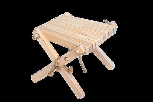 Hocker / Tisch Lilli Erle natur EcoFurn