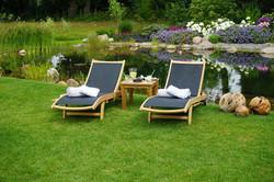 ein Platz zum Entspannen