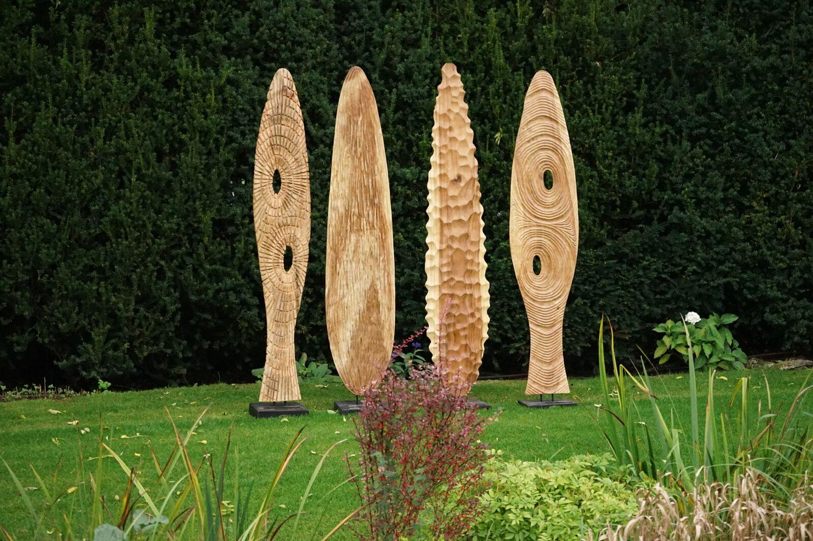 dekorative Statuen