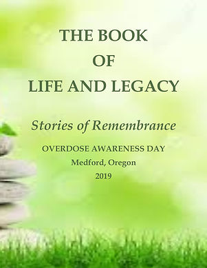 Cover Page.Stories of Remembrance Overdo