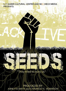 Seeds' Cover.