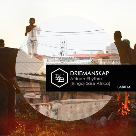 JFX Lab  |  DRIEMANSKAP  |  AFRICAN RHYTHM
