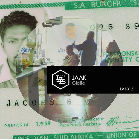 JFX Lab  |  JAAK  |  GIELIE