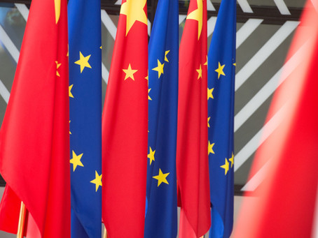 Europe, China and Australia: How Far Apart? by Dr Robbin Laird