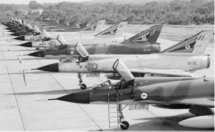 On Target: RAAF Fighter Transitions: From Sabre to the Mirage