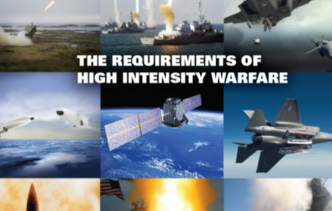 Conference: The Requirements of High Intensity Warfare - Final Report