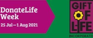 The Great Registration Race - DonateLife Week 2021
