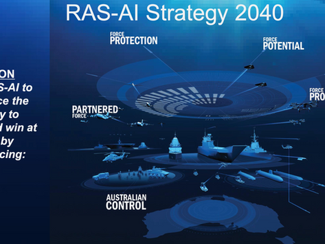 The Integrated Distributed Maritime Force: The Impact of Maritime Autonomous Systems