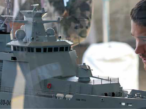 Williams Paper: The Coming of the Australian Arafura Class Offshore Patrol Vessel: A Case Study