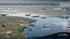 Defence Industry and Working with Defence in Shaping a Way Ahead for Autonomous Systems