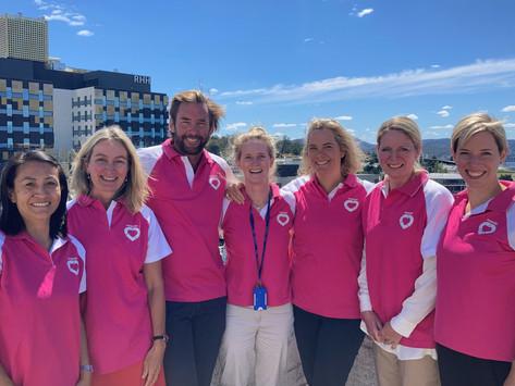 DonateLife Team in Tasmania