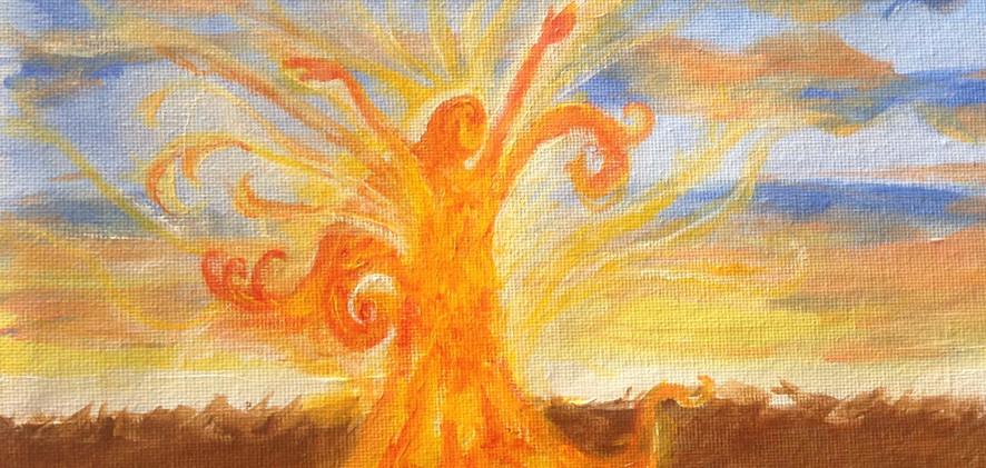 Mi Zot - Feliza Painting