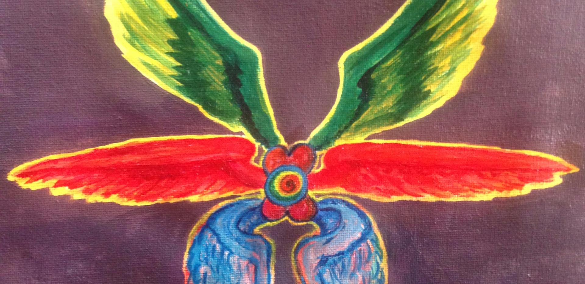 Dror Yikra - Feliza Painting