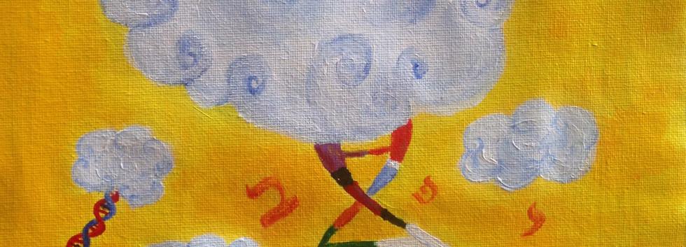 El Adon - Feliza Painting