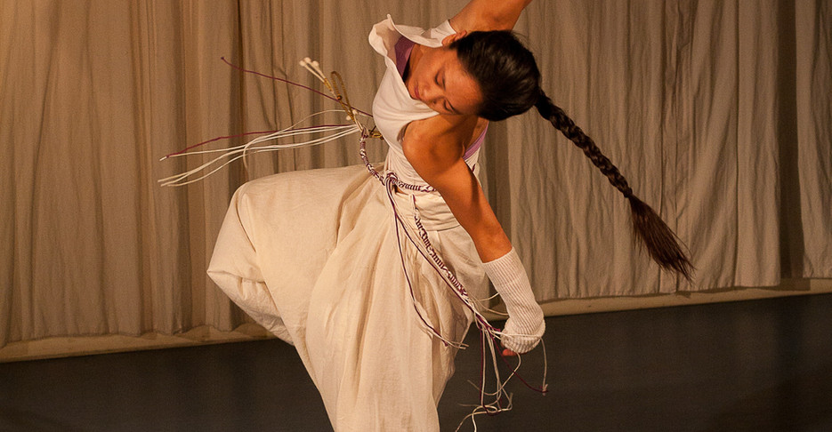 Prayer Dance - Feliza